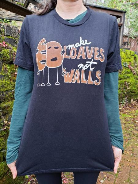 Make Loaves Tee - Front